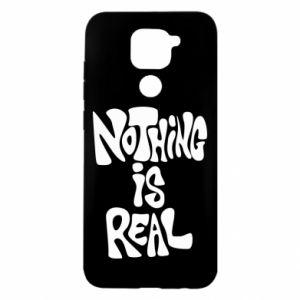 Etui na Xiaomi Redmi Note 9/Redmi 10X Nothing is real
