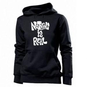 Bluza damska Nothing is real