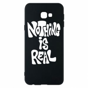 Etui na Samsung J4 Plus 2018 Nothing is real