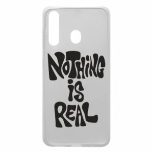 Etui na Samsung A60 Nothing is real