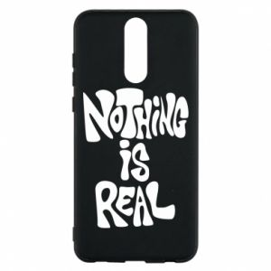 Etui na Huawei Mate 10 Lite Nothing is real