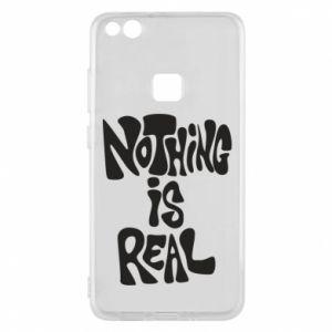 Etui na Huawei P10 Lite Nothing is real