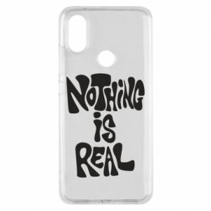 Etui na Xiaomi Mi A2 Nothing is real