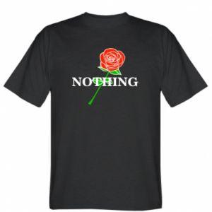 Koszulka Nothing