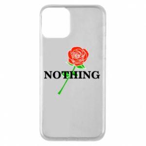 Etui na iPhone 11 Nothing