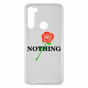 Etui na Xiaomi Redmi Note 8 Nothing