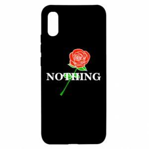 Etui na Xiaomi Redmi 9a Nothing