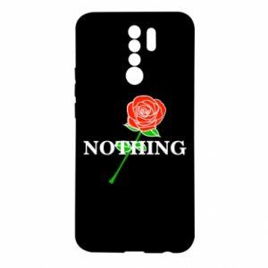 Etui na Xiaomi Redmi 9 Nothing