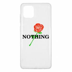 Etui na Samsung Note 10 Lite Nothing