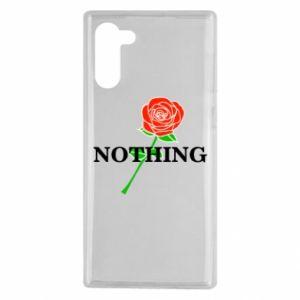 Etui na Samsung Note 10 Nothing