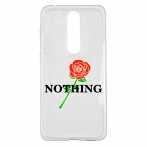 Etui na Nokia 5.1 Plus Nothing