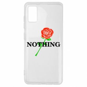 Etui na Samsung A41 Nothing