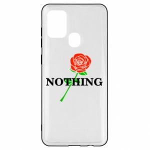 Etui na Samsung A21s Nothing
