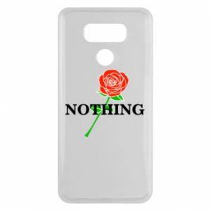 Etui na LG G6 Nothing