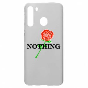 Etui na Samsung A21 Nothing