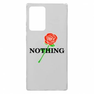 Etui na Samsung Note 20 Ultra Nothing