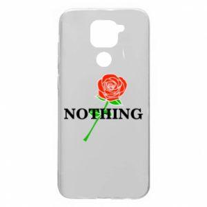 Etui na Xiaomi Redmi Note 9/Redmi 10X Nothing