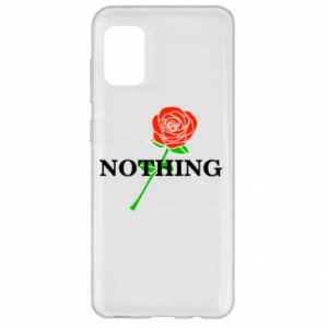 Etui na Samsung A31 Nothing