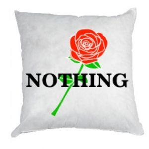 Poduszka Nothing