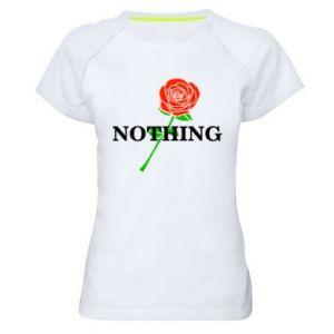 Koszulka sportowa damska Nothing
