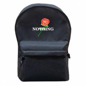 Plecak z przednią kieszenią Nothing