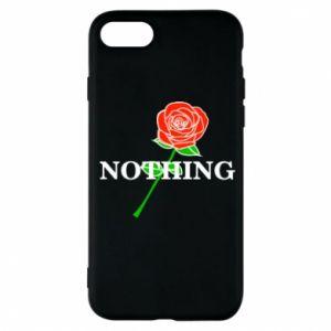 Etui na iPhone 7 Nothing