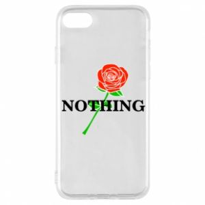 Etui na iPhone 8 Nothing