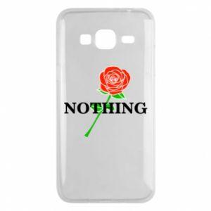 Etui na Samsung J3 2016 Nothing
