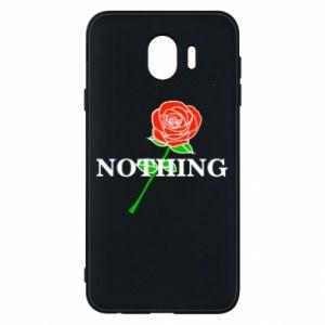 Etui na Samsung J4 Nothing