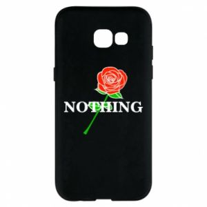 Etui na Samsung A5 2017 Nothing