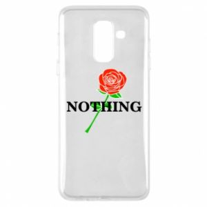 Etui na Samsung A6+ 2018 Nothing