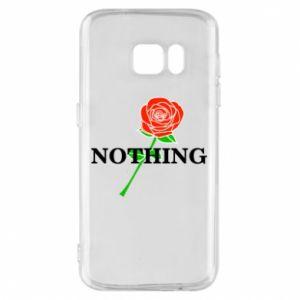 Etui na Samsung S7 Nothing