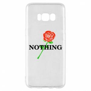 Etui na Samsung S8 Nothing