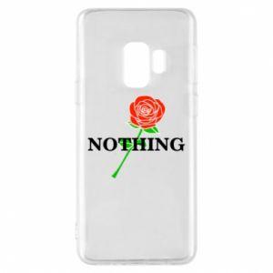 Etui na Samsung S9 Nothing