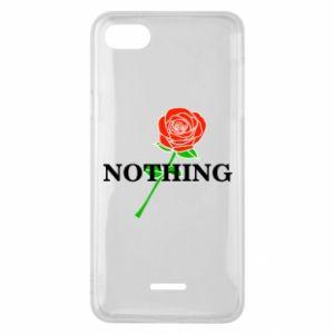 Etui na Xiaomi Redmi 6A Nothing