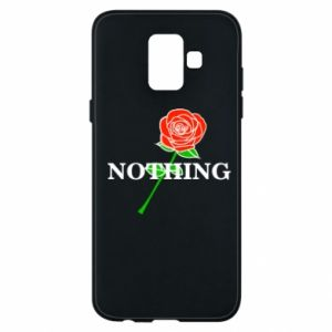 Etui na Samsung A6 2018 Nothing