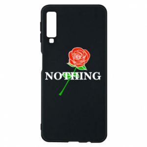 Etui na Samsung A7 2018 Nothing