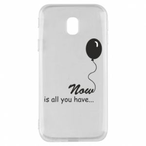 Samsung J3 2017 Case Now is all you have...