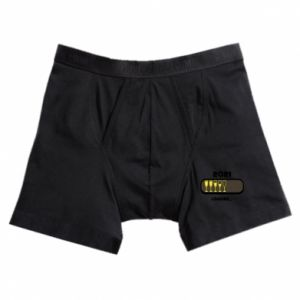 Boxer trunks New year loading