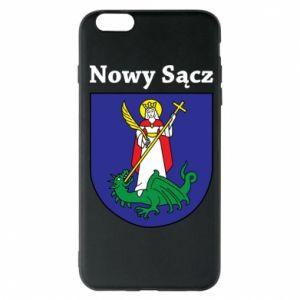 Etui na iPhone 6 Plus/6S Plus Nowy Sącz. Herb.
