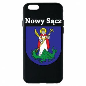 Etui na iPhone 6/6S Nowy Sącz. Herb.