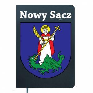 Notes Nowy Sącz. Herb.
