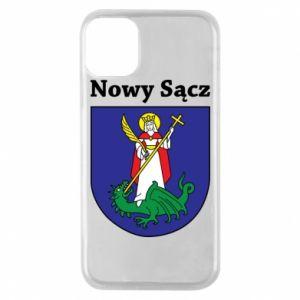 Etui na iPhone 11 Pro Nowy Sącz. Herb.