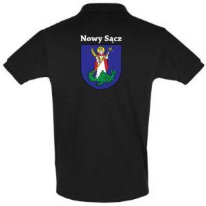 Koszulka Polo Nowy Sącz. Herb.