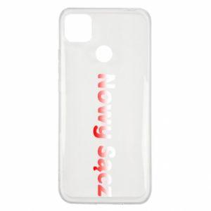 Xiaomi Redmi 9c Case Nowy Sacz