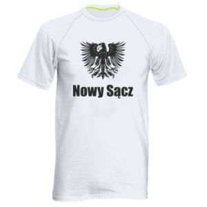 Men's sports t-shirt Nowy Sacz