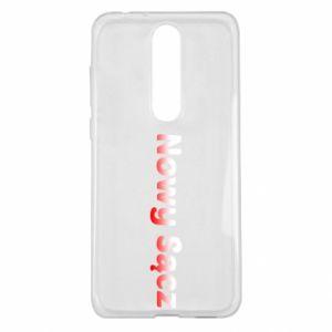 Nokia 5.1 Plus Case Nowy Sacz