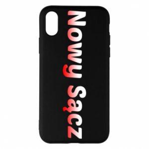 iPhone X/Xs Case Nowy Sacz
