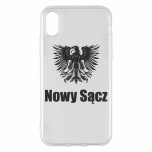 Phone case for iPhone X/Xs Nowy Sacz