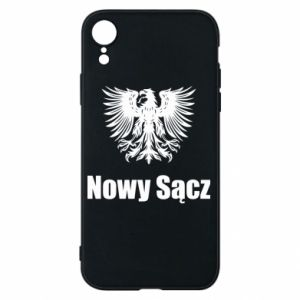Phone case for iPhone XR Nowy Sacz